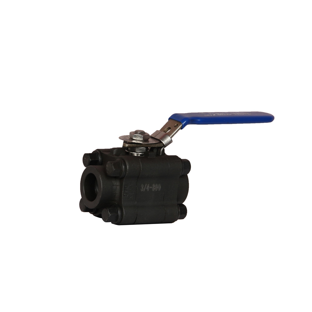 3 Piece Floating Ball Valve - SW